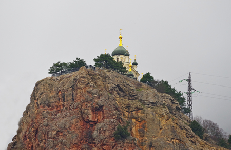 The Church of the Resurrection of Christ (Church On The Rock)