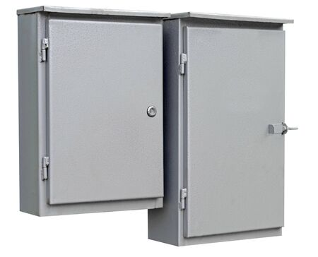 the Outdoor cabinets for electrical equipment