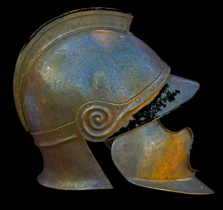 combat equipment of the ancient Roman
