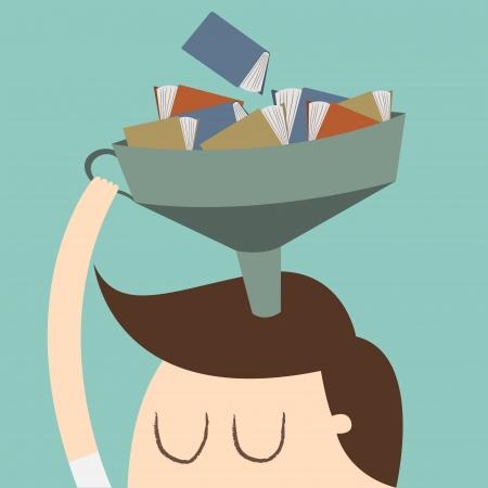 Knowledge Ilustrace