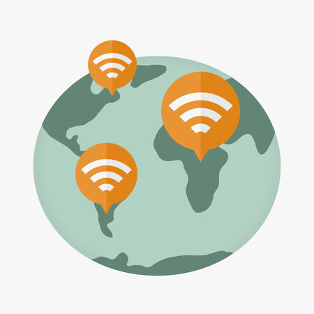 wireless network: red inal�mbrica global