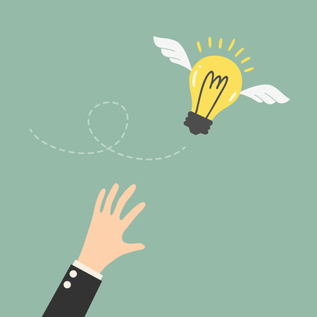 reach out: Reaching The Flying Idea