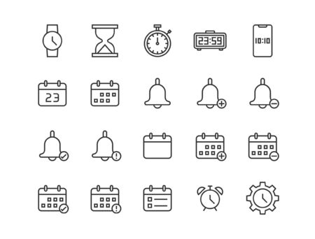 Outline style icon.