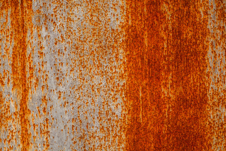 Abstract corroded colorful rusty metal background, rusty metal texture.