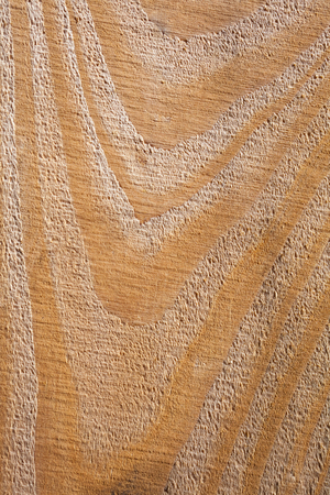 close up view abstract brown wooden texture, plank. Stock Photo