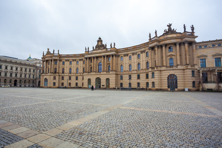 The Humboldt University of Berlin is one of Berlins oldest universities, founded on 15 October 1811 as the University of Berlin by Frederick William III of Prussia.