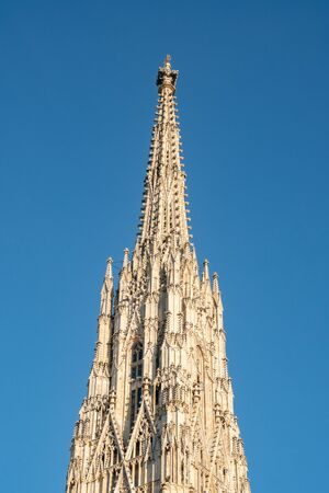 St. Stephen's Cathedral in Vienna and the seat of the Archbishop of Vienna. Religion.