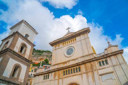 The Church of Santa Maria Assunta in Positano, religion