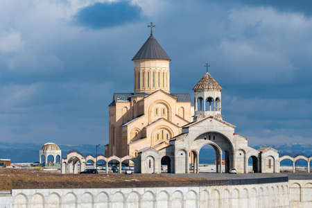 New Makhata Iveron Icon of the Mother of God Church, Tbilisi, Georgia