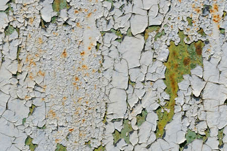 Abstract corroded colorful rusty metal background, rusty metal texture Standard-Bild