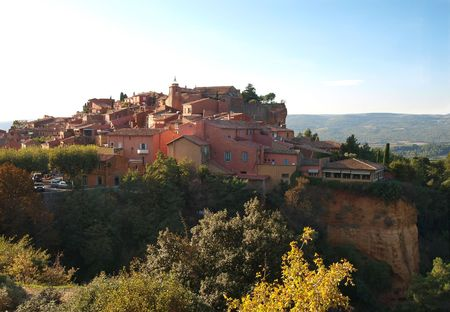Roussillon, France