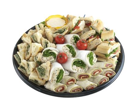 podnos: Sandwich zásobník