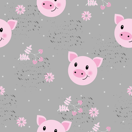 Seamless texture. Children s pattern. Can be used for fabric, wallpaper, decoration