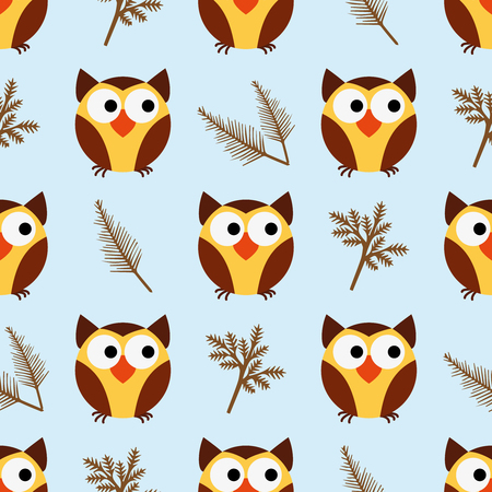 Children s background design. Can be used for textiles, paper Illustration