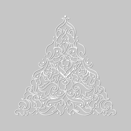 Delicate lace. seamless pattern. design of cards, wallpapers.