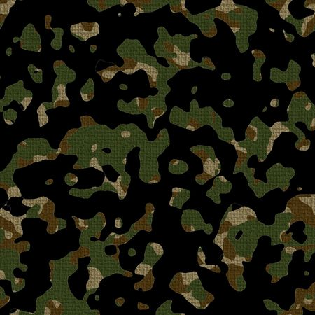 armed: Seamless camouflage wallpaper background