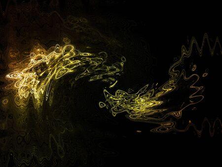 undulating: Undulating abstract background
