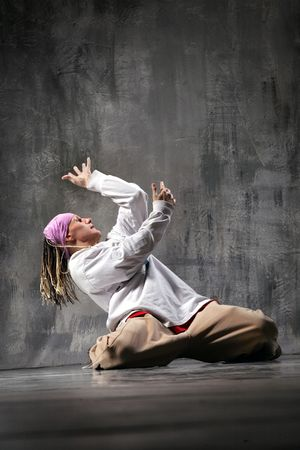 aerobica: the dancer