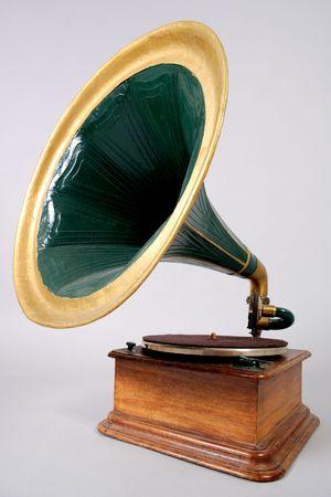 retro vinyl player Stock Photo - 3083599