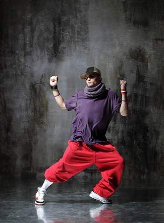 the modern hip hop dancer