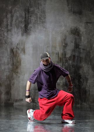the modern hip hop dancer