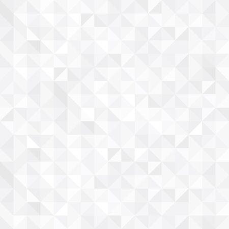 Nahtloses geometrisches Muster. Abstrakter dreieckiger Hintergrund. Vektorgrafik
