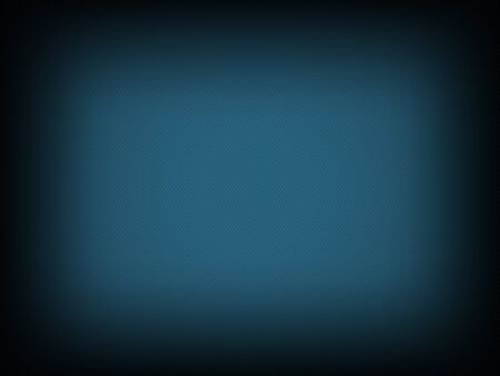 Blue background and texture.Line grid pattern with radial gradient.