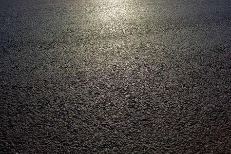 Asphalt texture. Rough grunge asphalt surface. Standard-Bild - 154921394