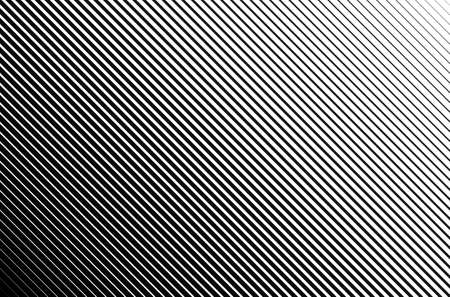 Halftone lines background. Diagonal lines with a gradient effect. Illustration