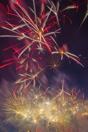 graduation countdown: May 9 - fireworks in honor of victory day. Great day.