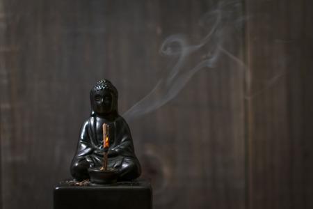 Incense: Smoking Buddha Incense holder