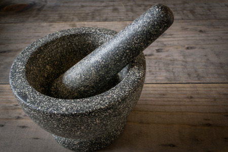 herbalist: Piedra Mortero y maja