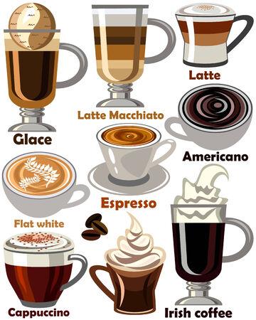 glace: Coffee