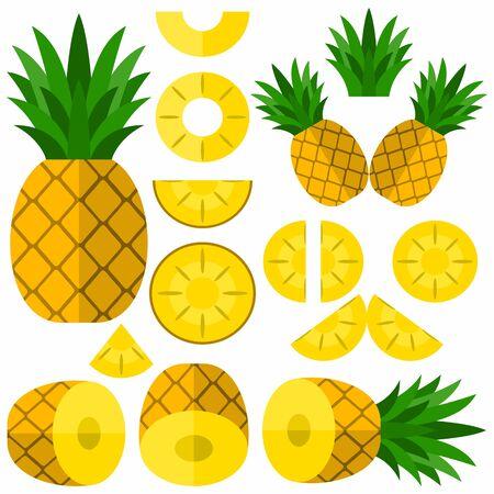 vegetarianism: Pineapple