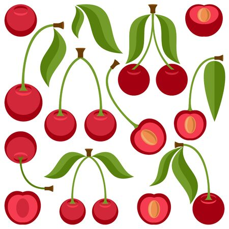 with sets of elements: Cherry
