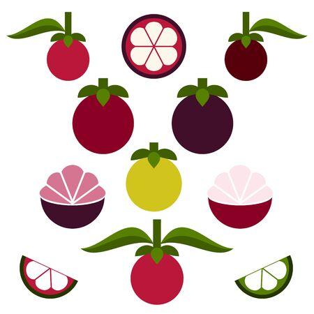 vegetarianism: Mangosteen