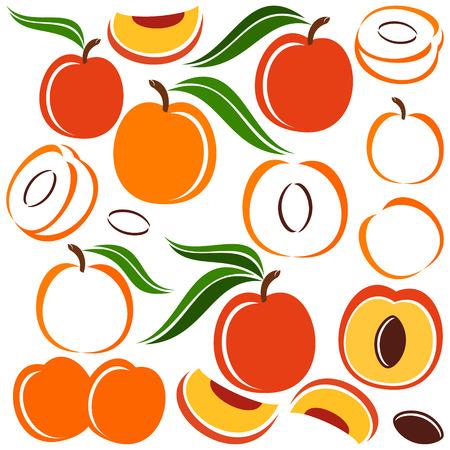 peach: peach