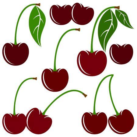 vegetarianism: cherry
