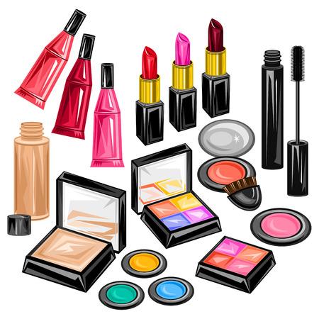 cosmetics Illustration