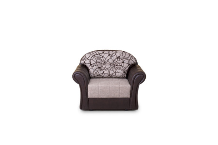 Furniture isolated on white background unknown model