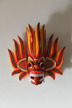 dwi: sri lanka mask
