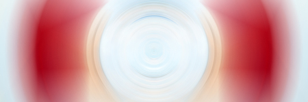 Abstract Background Of white Spin Circle Radial Motion Blur.