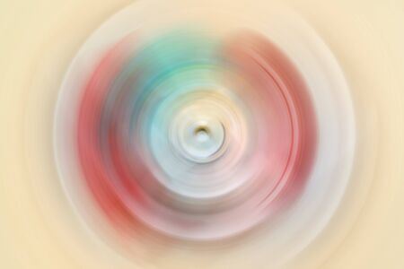 Abstract background of spin circle radial motion blur. Background for modern graphic design and text.