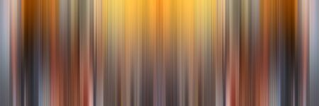Abstract vertical yellow lines background. Streaks are blurry in motion. Banco de Imagens