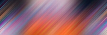 Shiny orange abstract diagonal stripes background. Holiday greeting card
