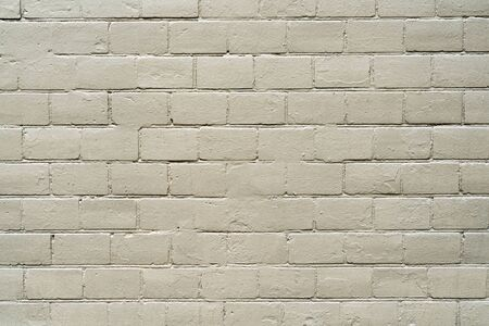 Gray brick wall. Texture of gray bricks for modern interior.