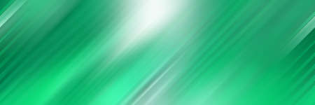 Green rectangle. Bright glowing background. Abstract texture of lines. Zdjęcie Seryjne