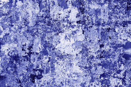 Abstract grunge blue background, vintage rough texture. blue design background. Foto de archivo
