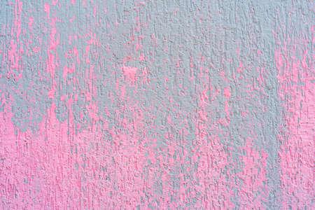Abstract grunge pink background, vintage rough texture. Pink design background.