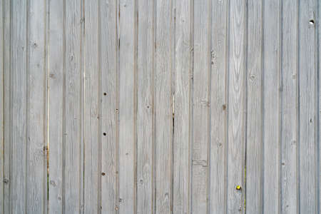 Old vintage wood planks. The texture of the wooden surface. Standard-Bild